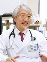 医学博士 院長 田中 裕士